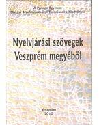 Nyelvjárási szövegek Veszprém megyéből
