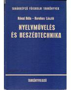 Nyelvművelés és beszédtechnika