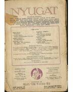 Nyugat 1927 junius 16 (XX. évf. 12. szám)