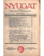 Nyugat 1935 XXVIII. évf. 8.szám