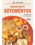 Vendégváró sütemények - Oetker dr.