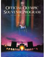 Official Olympic Souvenir Program: Games of the XXIIIrd Olympiad Los Angeles 1984