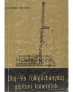 Olaj- és földgázbányász géptani ismeretek