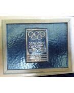 Olimpiai győzteseink (minikönyv) - Olimpiai győzteseink (mikrokönyv)