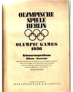 Olympische Spiele Berlin - Olympic Games 1936