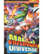 Onslaught: Marvel Vol. 1. No. 1