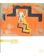 Orbán Attila: Képek (1989-2002) (dedikált)