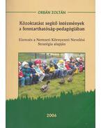 Közoktatást segítő intézmények a fenntarthatóság-pedagógiában
