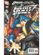 Justice Society of America 24. - Ordway, Jerry, Geoff Johns