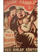 Óriások párbaja I-II. (egy kötetben) - Brand, Max