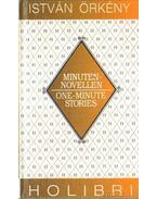 Minuten-novellen / One-Minute Stories - Örkény István
