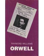 Orwell (dedikált) - Williams, Raymond
