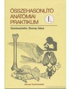 Összehasonlító anatómiai praktikum I-II.