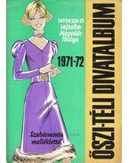 Őszi-Téli divatalbum 1971-72