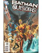 Batman and the Outsiders 1.