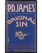 Original Sin - P. D. JAMES