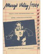 Mozgó Világ 1984/5. - P. Szűcs Julianna
