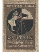Fényképészeti szemle 1913. 2. szám