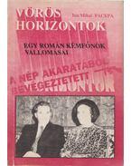 Vörös horizontok - Pacepa, Ion Mihai
