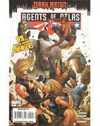 Agents of Atlas No. 5 - Pagulayan, Carlo, Jeff Parker