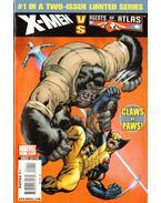 X-Men vs. Agents of Atlas No. 1 - Pagulayan, Carlo, Jeff Parker
