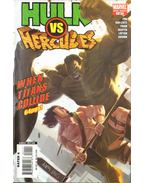 Hulk vs. Hercules: When Titans Collide No. 1 - Pak, Greg, Brown, Reilly, Calero, Dennis, Pham, Khoi, Nguyen, Eric, Neary, Paul, Cuevas, Carlos, Pallot, Terry, Sotomayor, Chris, Fred Van Lente