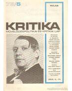 Kritika 73/5 - Pándi Pál