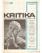 Kritika 73/8 - Pándi Pál
