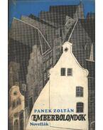 Emberbolondok - Panek Zoltán