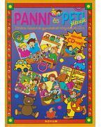 Panni és Peti játszik