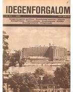 Idegenforgalom 1970 IX. évfolyam (teljes) - Pap Miklós