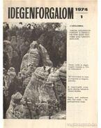 Idegenforgalom 1974. XIII. évfolyam (hiányos) - Pap Miklós