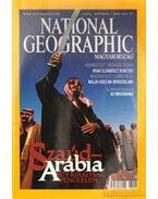 National Geographic Magyarország 2003. Október 8. szám - Papp Gábor