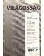 Világosság 1993/7. - Papp Gábor