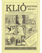 Klió repertórium 202-2011 - Papp Imre