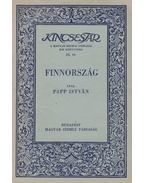 Finnország - Papp István