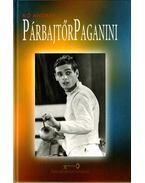 Párbajtőr Paganini: Kulcsár Győző (dedikált)