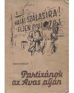 Partizánok az Avas alján