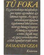 Tű foka - versek - Páskándi Géza
