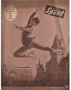 Képes Sport 1961. VIII. évfolyam (hiányos) - Pásztor Lajos