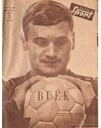 Képes Sport 1963. X. évfolyam (teljes) - Pásztor Lajos