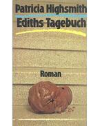 Ediths Tagebuch - Patricia Highsmith