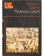 Paulovics László