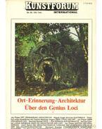 Kunstforum 1984. Febr. - Pawolski, Andrea (szerk.)