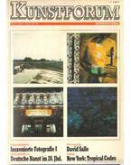 Kunstforum 1986. März, April, Mai - Pawolski, Andrea (szerk.)