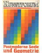 Kunstforum 1986. November, Dezember - Pawolski, Andrea (szerk.)
