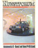 Kunstforum 1987. Juli-September - Pawolski, Andrea (szerk.)