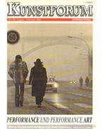 Kunstforum 1988. August - Oktober - Pawolski, Andrea (szerk.)