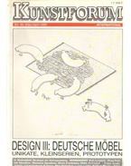 Kunstforum 1989. März/April - Pawolski, Andrea (szerk.)