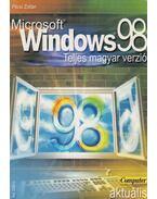 Microsoft Windows 98 - Pécsi Zoltán